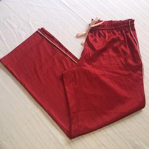 New Victoria's Secret Pajamas Satin Sleep Pants